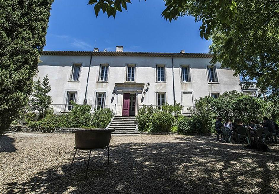 mansion bedrooms with a pool. 18th Century Mansion In 5-Acre Park With Pool And Tennis Court, Near Nimes Bedrooms A M