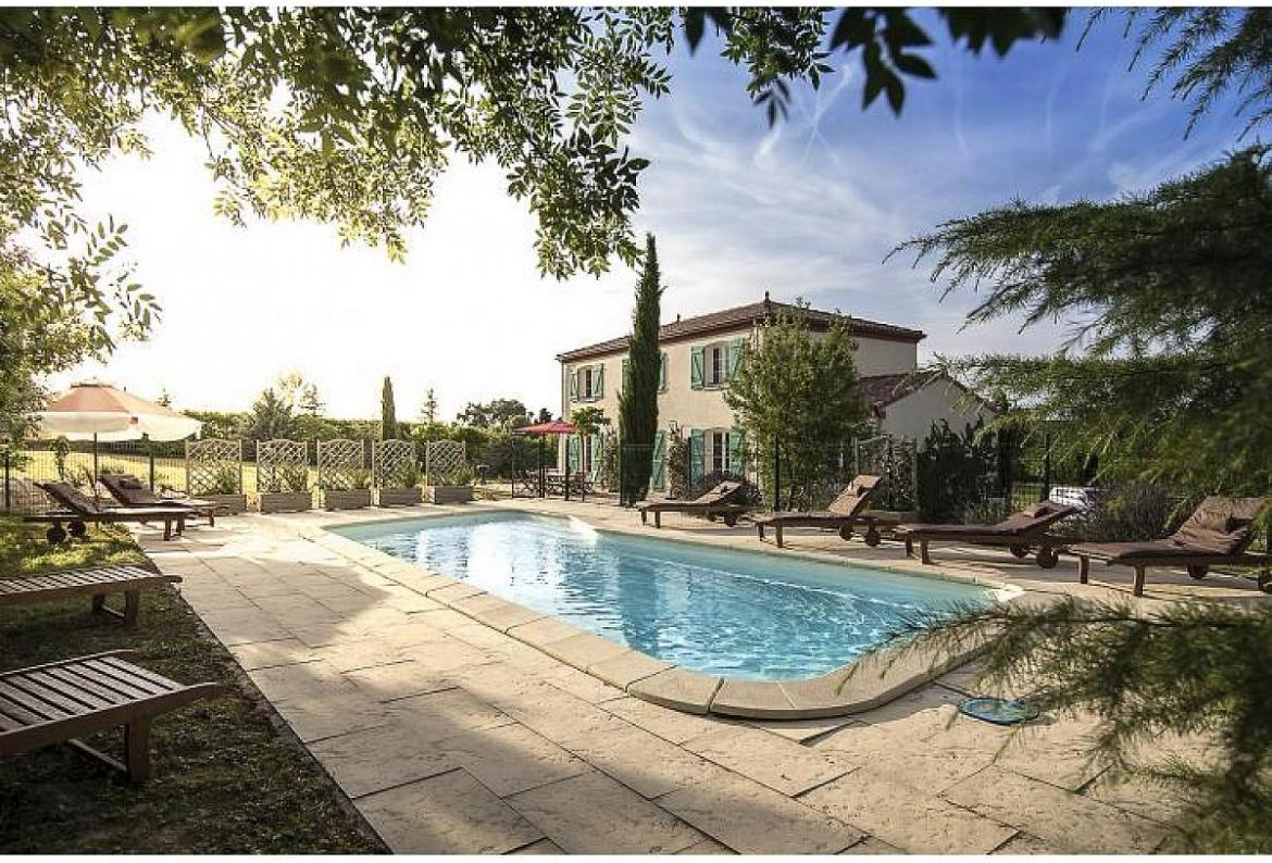 LIM102OL - A stunning, luxury, country-style villa with private pool. Sleeps 14, 6 bedrooms.