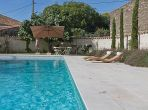 Argeliers Beziers Narbonne house Languedoc rental holiday visit property swimming pool
