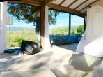 Breathtaking mountain retreat with 4 very different properties available, infinity swimming pool, sleeps 8. (BED101)