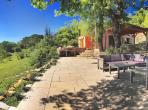 BED101 - Breathtaking mountain retreat with 4 very different properties available, infinity swimming pool, sleeps 12 total.