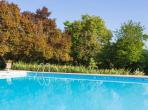 Stunning 17 bedroom French wedding castle with private pool in the Dordogne (BRAN101OL)