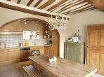 PLF101Q - Exclusive Provencal restored farmhouse with pool and parkland nr Pernes Les Fontaines, Provence to Sleep 12