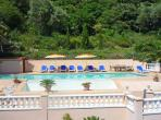 Apartment Sun - luxurious 2 bedroom villa, heated infinity pool (VFSM103)