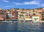 Large deluxe 3 bedroomed Apartment overlooking the bay of Cap Ferrat. Sleeps 6. (VILL107)