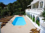 Spectacular Belle Époque style grand villa. Sleeps 12. (VILL108)