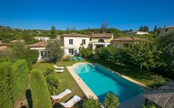 MOUG105Q - Mougins, Cote D Azur Sleeps 8