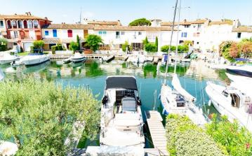 Lovely, Newly Refurbished House in central Port Grimaud with Mooring. 3 bedrooms to sleep 6 (PTGR141YM)
