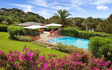 RAM104Q - Holiday villa Ramatuelle near St Tropez - Villa Ramatuelle to sleep 14